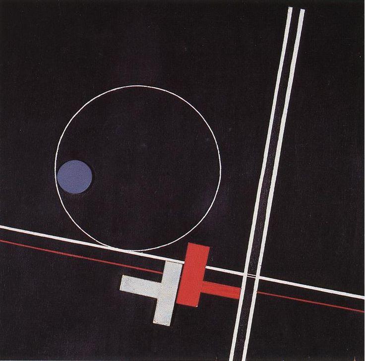 Bauhaus - László Moholy Nagy - Untitled Construction - 1922