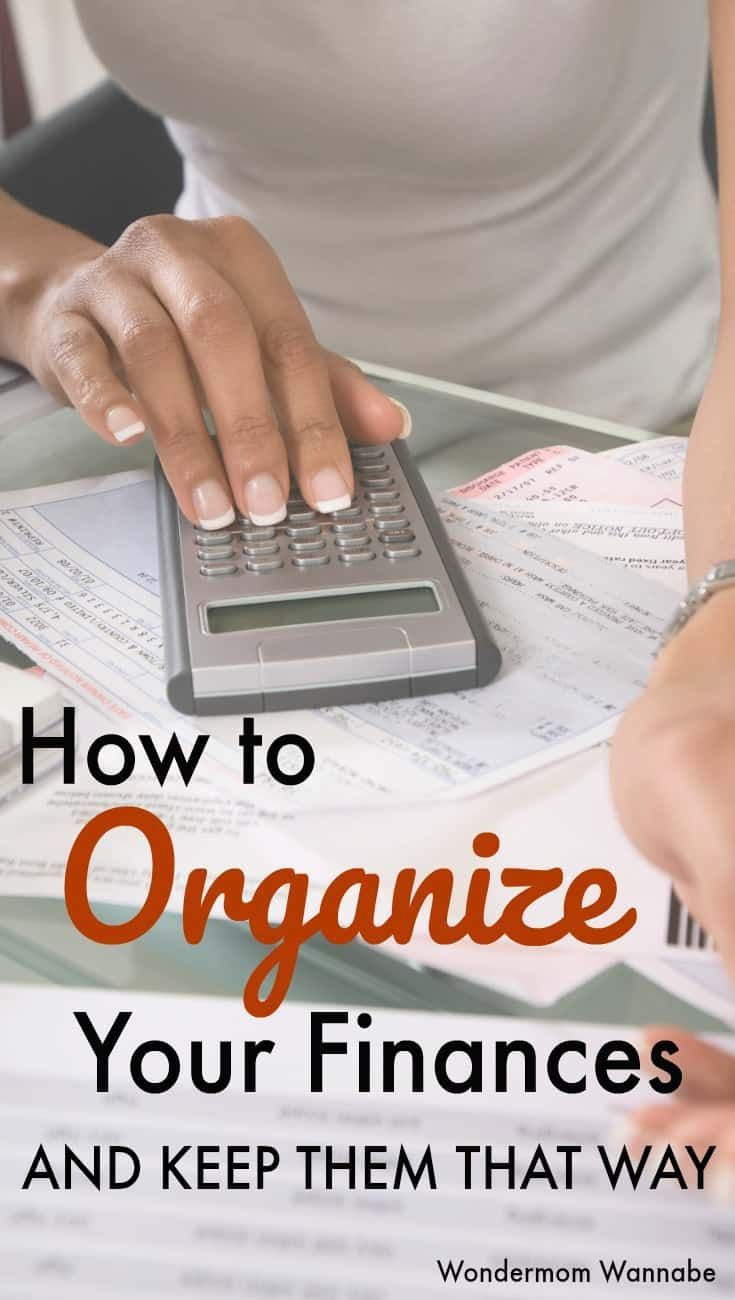 A straightforward system that shows you how to organize your finances and keep them that way. [sponsored] #budgeting #personalfinance #NFPartner