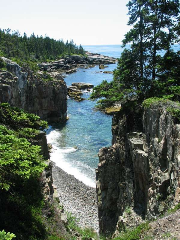 Acadia National Park, Maine, US -- The first national park east of the Mississippi River.