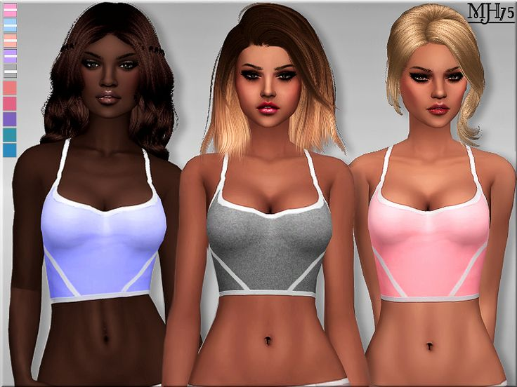 196 Best CC The Sims 4 Teen-Adult-Elder Clothes Images On