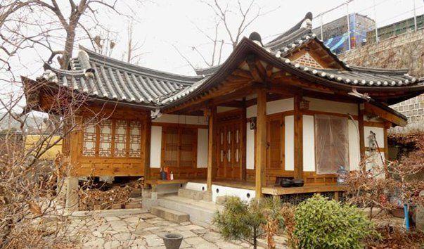 Khanok  new house