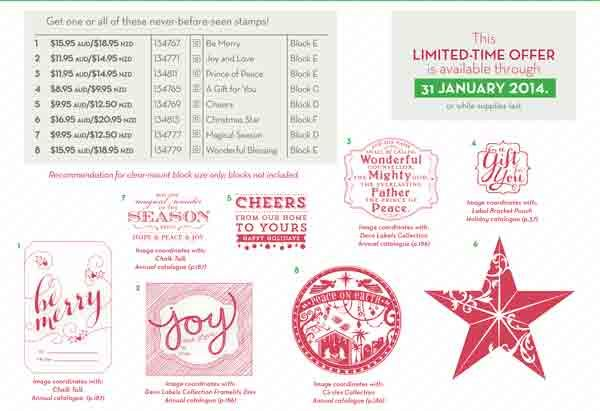Single Christmas Stamps Buy here: http://www3.stampinup.com/ECWeb/ItemList.aspx?categoryID=288&dbwsdemoid=4000941 #stampinup #christmas #singlechristmasstamps