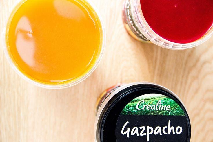 Gaspacho(s) Créaline