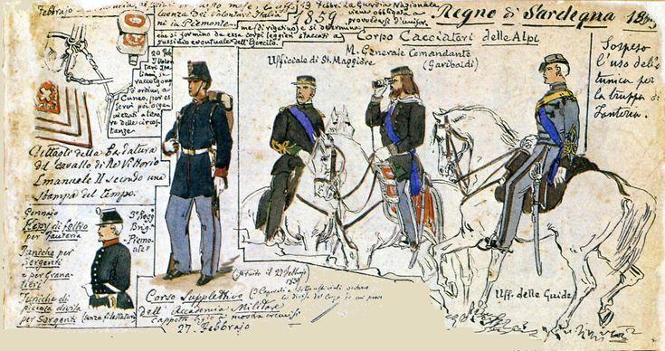 Piedmontese army reenactors - Cerca con Google