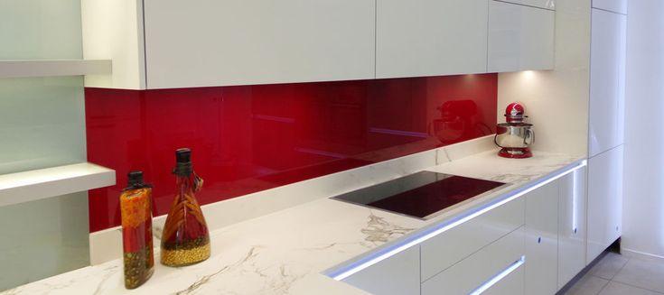 Glass - Coloured Glass - Splashbacks UK