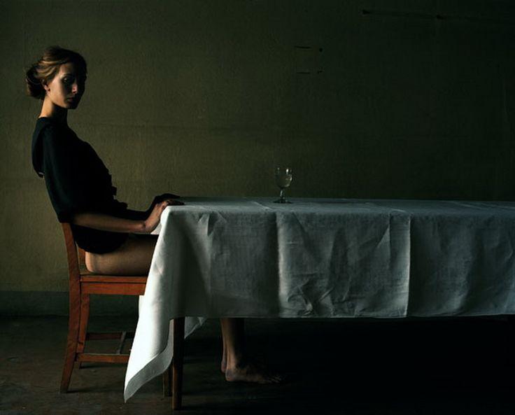 Denise Grünstein, staged