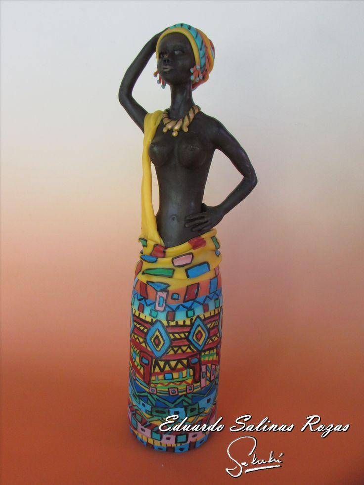 Africana. wwwfloressalahi.cl