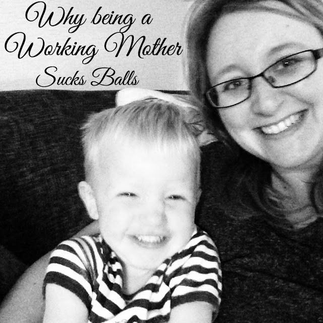 POST BY @Admofaworkmum  | 10 REASONS WHY BEING A WORKING MOTHER SUCKS BALLS | http://bit.ly/1OUHhvM  | #pbloggers