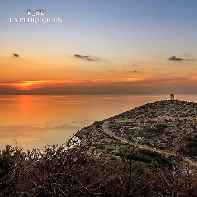 Trahili beach, Western Chios. One of the most beautiful landscapes of Chios island! www.explorechios.gr         Find us on Facebook & Instagram