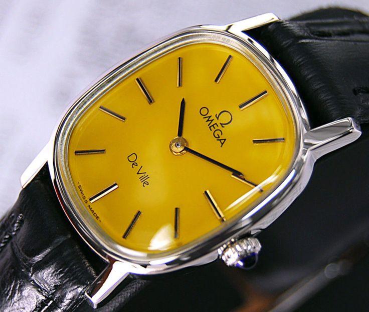 48 best images about vintage omega women 39 s watch on pinterest vintage omega geneve and swiss. Black Bedroom Furniture Sets. Home Design Ideas