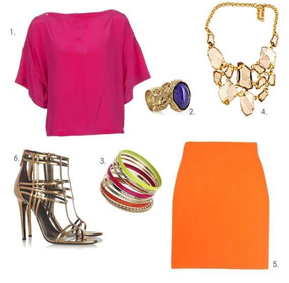 Como combinar ropa de colores consejos de moda consejos - Colores para combinar ...