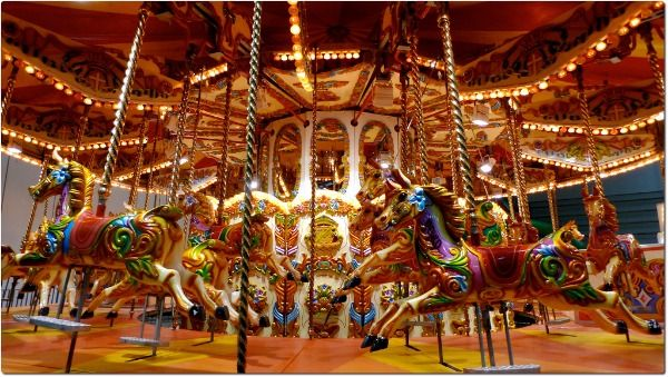 May Bank Holiday and School Half Term Fair | London Funfairs - Great days out in London