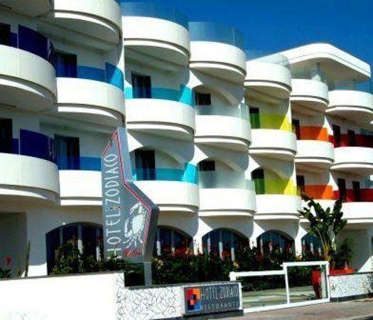 Hotel Zodiaco (Porto Cesareo, Italy) - Hotel Reviews - TripAdvisor