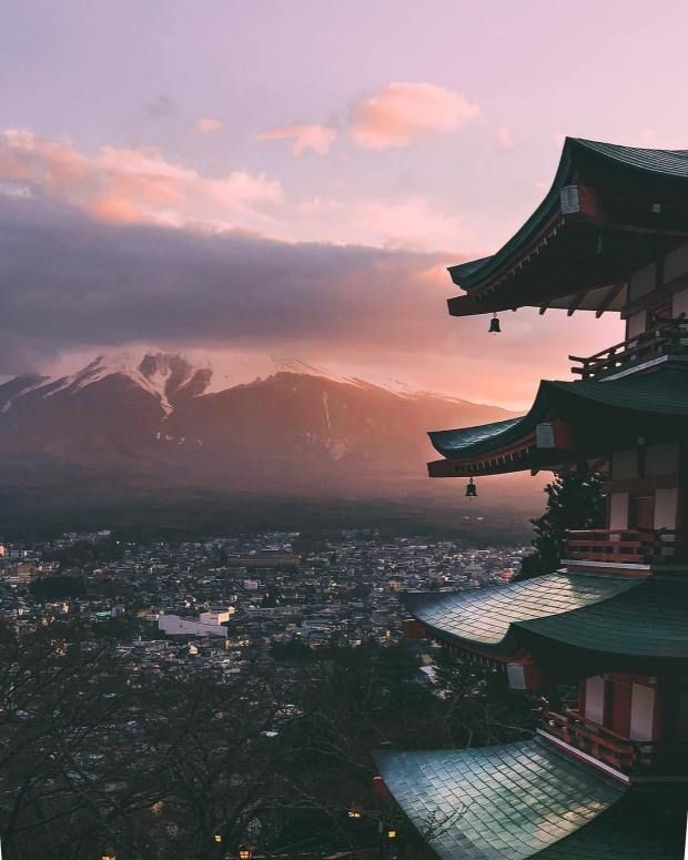 Beautiful photos of Japan from Kamal Azizi