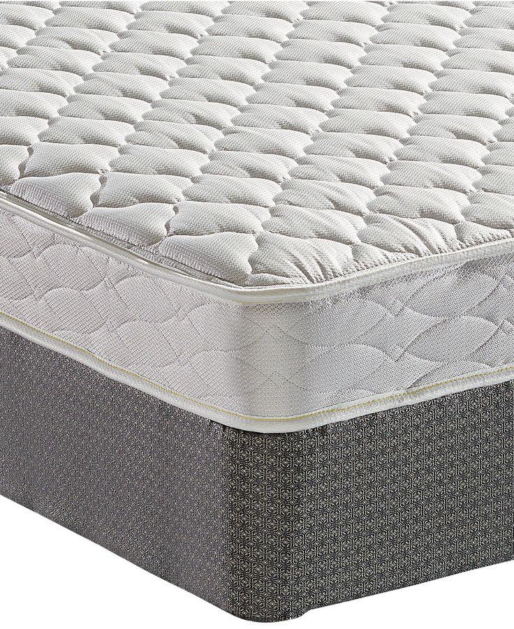 Sertapedic South Shore Firm Tight Top Full Mattress Set - Full Mattresses - mattresses - Macy's