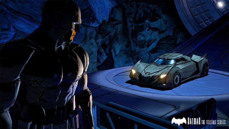 Batman - Telltale Games