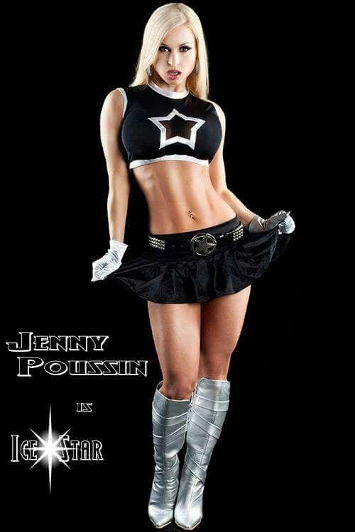 Pin By Jeffrey Ruden On Jenny Poussin Sexy Legs Tops