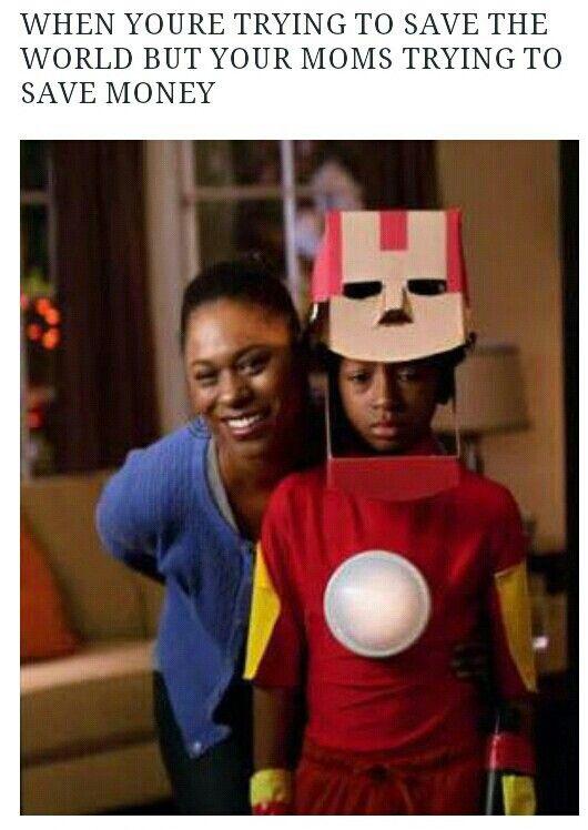 iron man costume homemade (ha this kidu0027s face cracks me up)  sc 1 st  Pinterest & 55 best recicle images on Pinterest | Costume ideas Halloween ...
