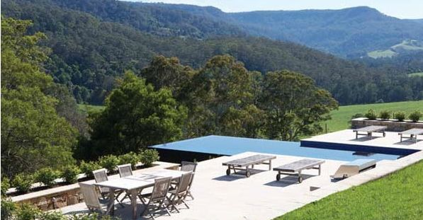 House of the week – Jackie O's Country Retreat | Colour  +  Design  +   Style