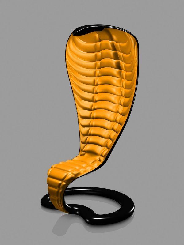 Le fauteuil design colore l'ambiance de votre salon