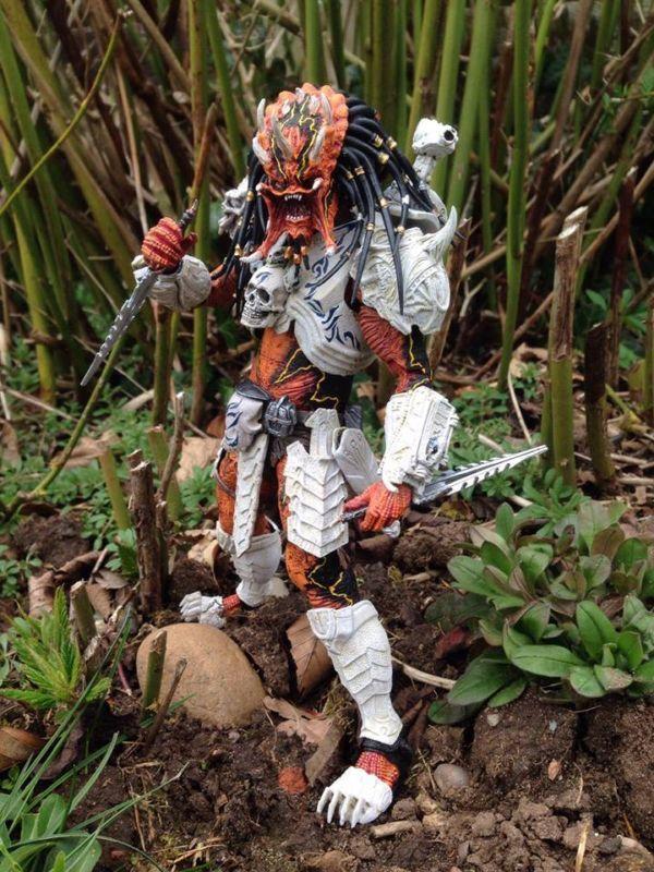King Predator (Predator) Custom Action Figure