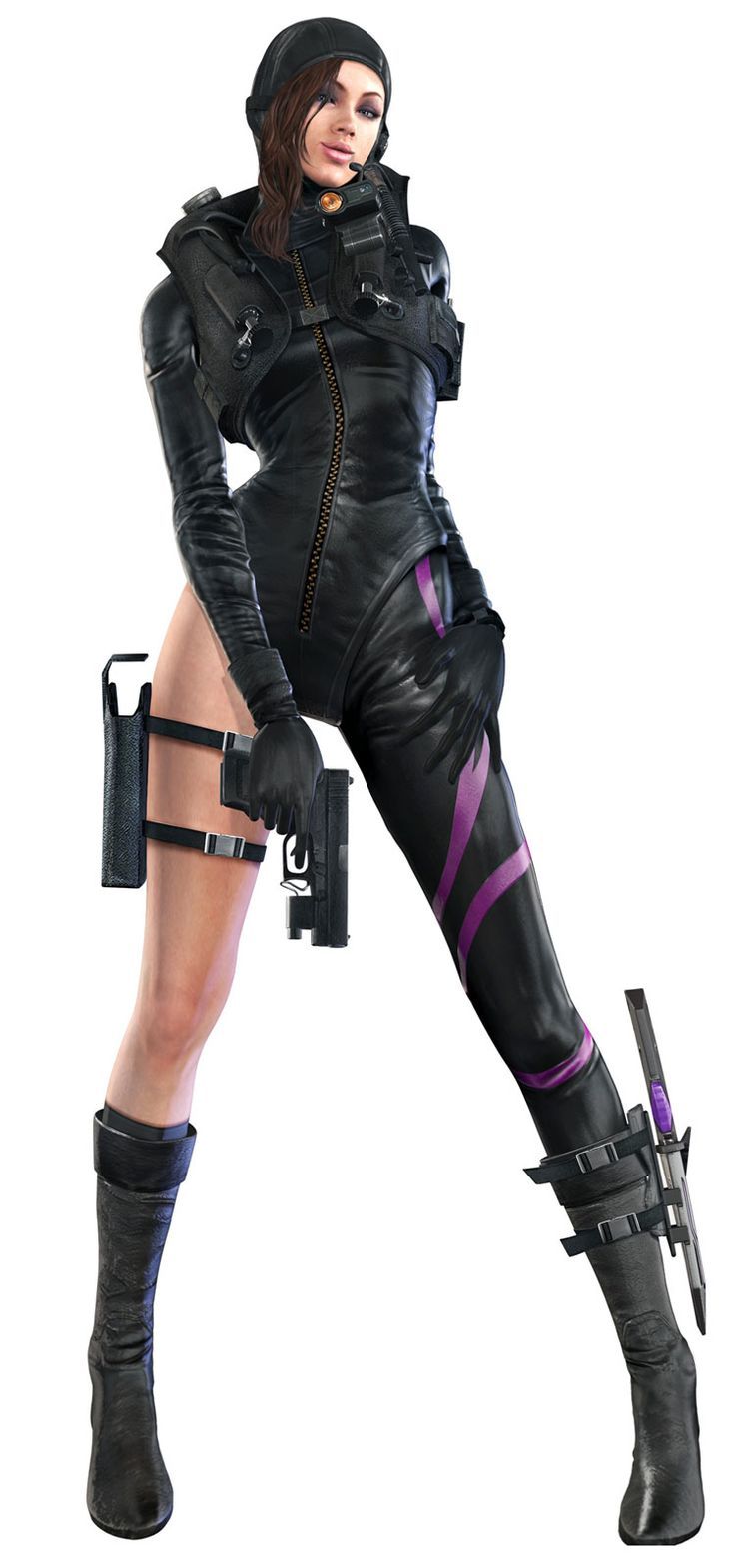 For Resident evil movie girl
