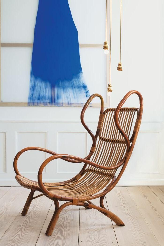 chaise et meubles bambou pas cher