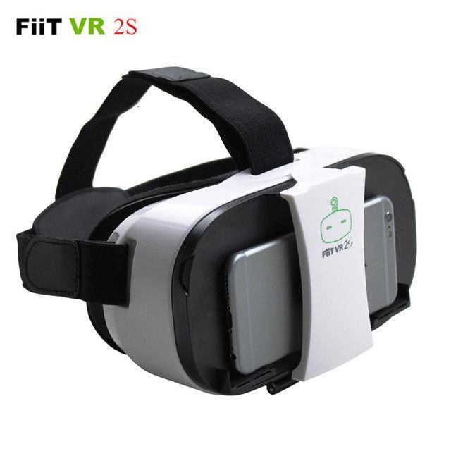Cardboard Virtual Reality Goggles VR Headset Glasses Phone 3D Video Game