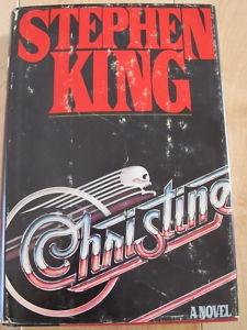 stephen king books | Stephen King Hardcover Book Christine 1983 Viking Press | eBay