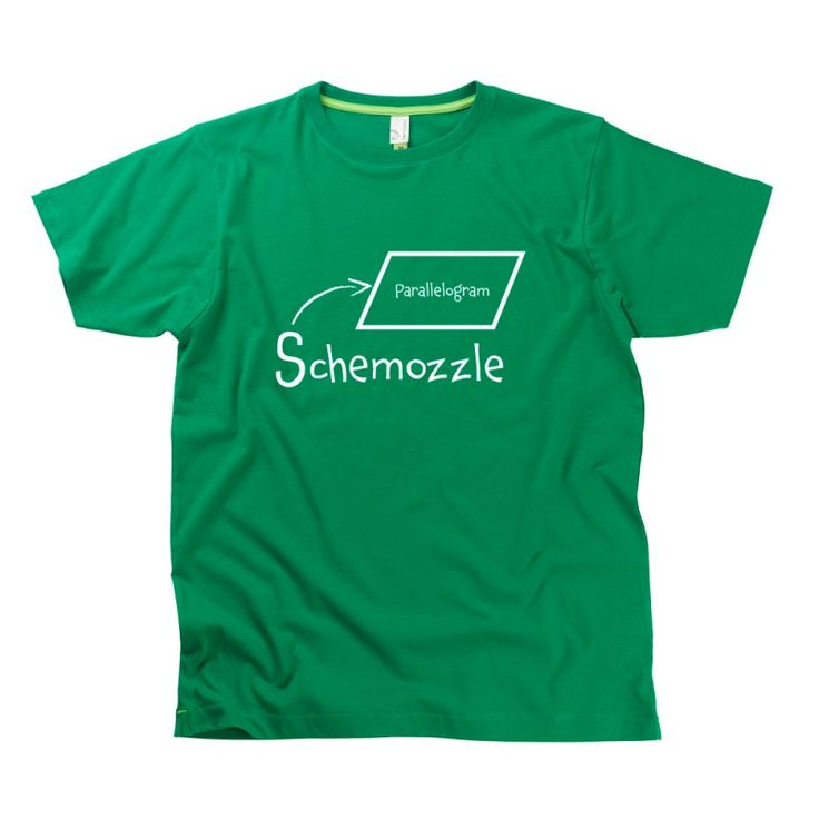 Schemozzle Gent's T-Shirt by Hairy Baby