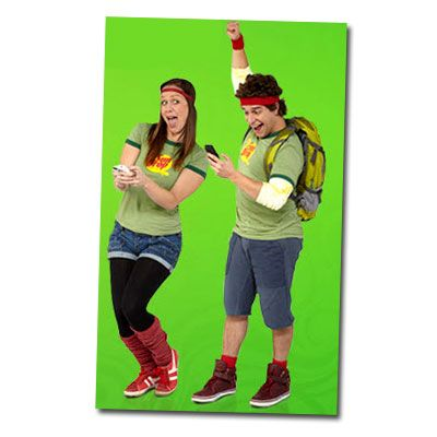 sun drop girl and guy  sc 1 st  Pinterest & 23 best halloween couple costumes images on Pinterest | Coming to ...