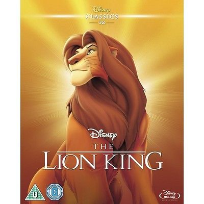 #Disney the lion king #blu-ray #brand new,  View more on the LINK: http://www.zeppy.io/product/gb/2/371846639651/