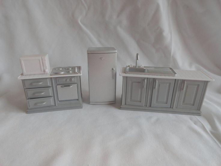 Seven Towns Kitchen Dollhouse Furinture | eBay