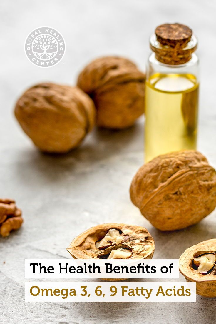 The Health Benefits Of Omega 3 6 9 Fatty Acids And Epa Dha