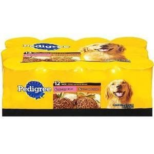 PEDIGREE DOG FOOD CANNED VARIETY PACK CHICKEN AND BEEF 13.2 OZ CANS 12 PACK ** For more information, visit image link. (This is an affiliate link and I receive a commission for the sales)