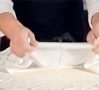 ФИЛО (вытяжное тесто)