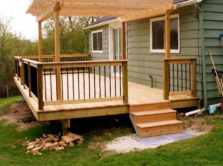 best 50 yard and decks images on pinterest other