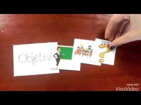 Video conclusiones sobre el trabajo de los números cardinales