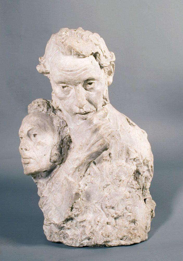 Xawery Dunikowski, Portret doktora Bernarda Kupczyka z żoną