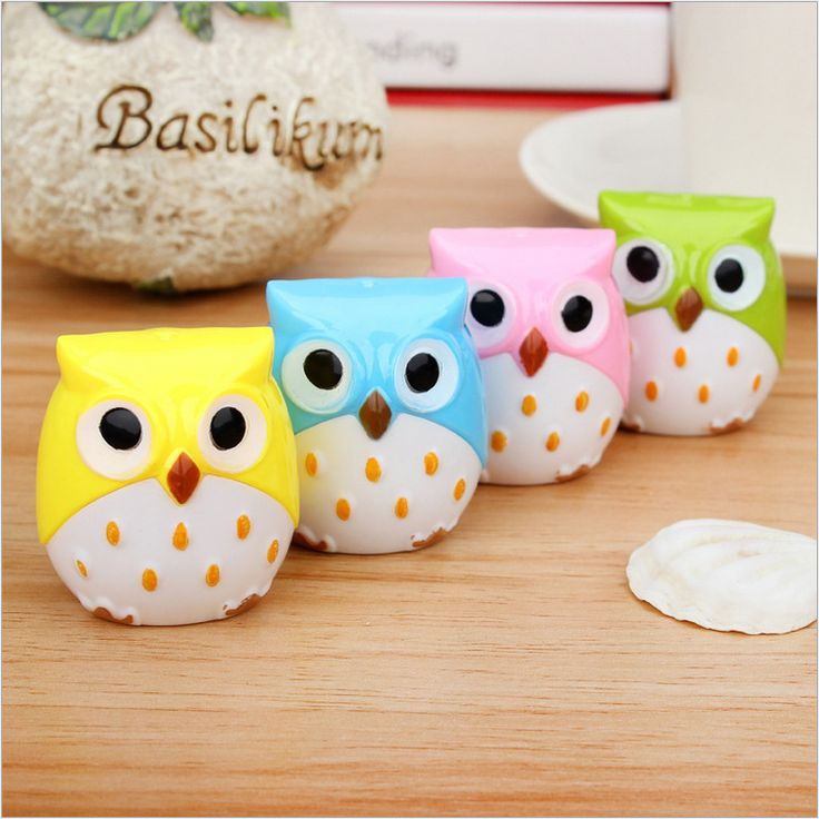 Kawaii Owl Pencil Sharpener Cutter Knife Promotional Gift Stationery
