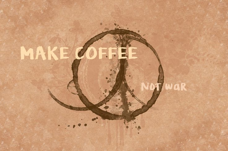 Make coffee, not war! http://instantmlm.eu/ #coffee #instant