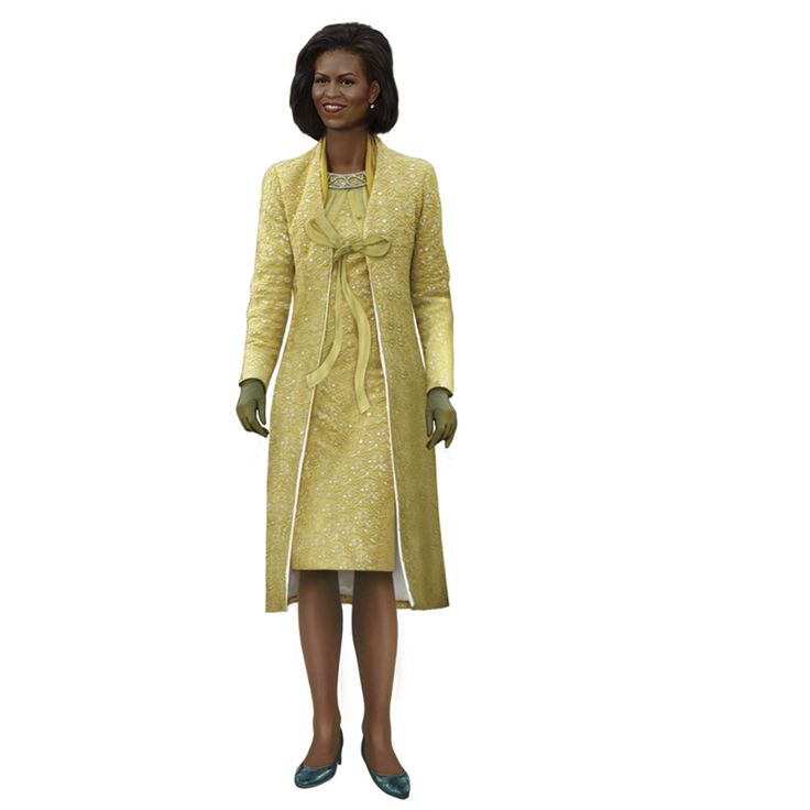 Michelle Obama: First Lady of Fashion Doll Collection - The Danbury Mint