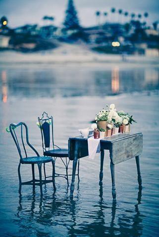 Seaside Dining...