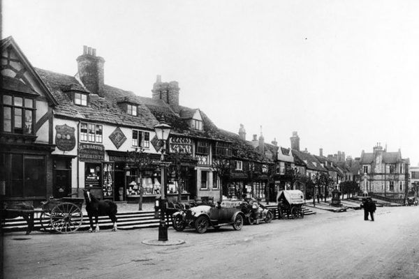 East Grinstead Museum exhibition 'History of our town'