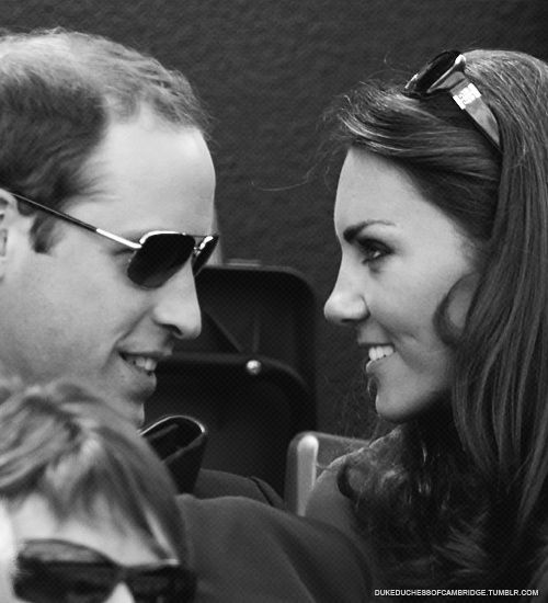 William and Kate. true love
