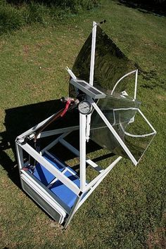 Solar Refrigerator Prototype from Chile Photo