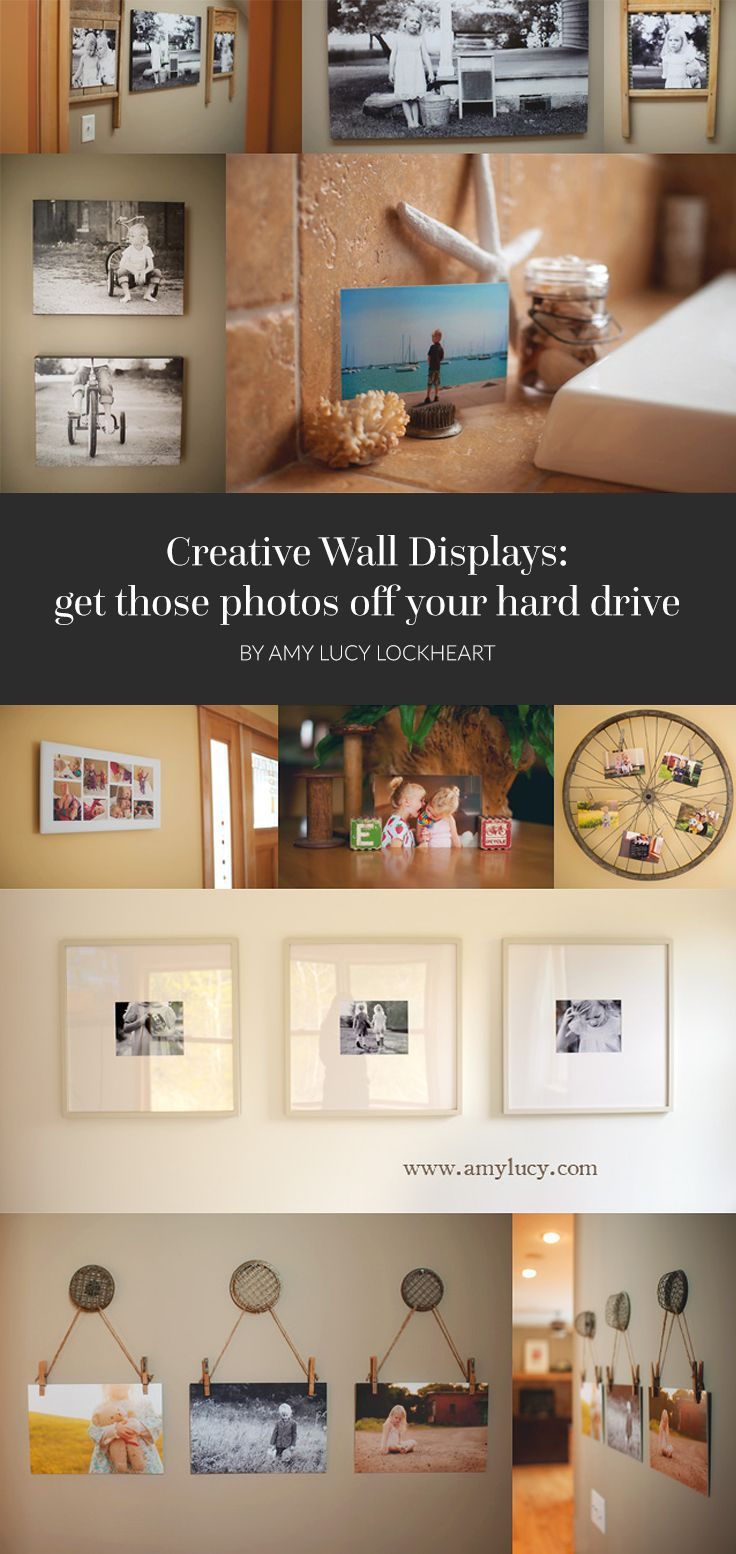 499 best photo wall display ideas images on pinterest | display