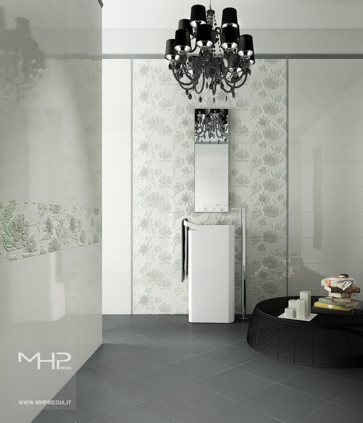 Interior Design, Bathroom VI, 3d rendering