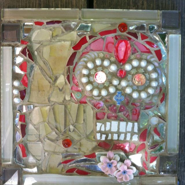 wallflower mosaics