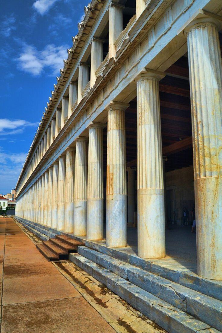 Stoa of Attalos - Athens